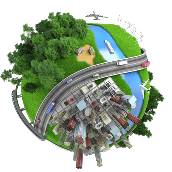 Logo di2e planete ecologie